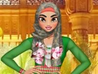 Prenses Yasemin Yeni Başörtüsü