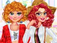 Prensesler 70 ler Modası