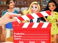 Prensesler Aşk Filmi Çekiyor