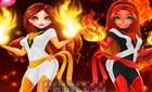 Prenses Ateş Kuşu Modası