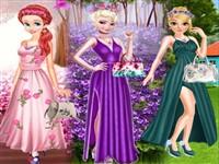 Prensesler Bahar Stili