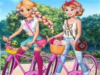 Prensesler Bisiklet Gezisi