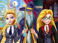 Prensesler Büyü Okulu