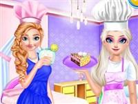 Prensesler Çay Partisi Hazırlığı