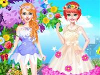 Prensesler Çiçek Modası