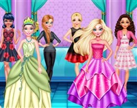Prensesler Cosplay Modası