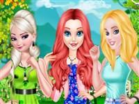 Prensesler İlkbahar Modası