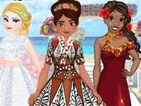 Prensesler Kraliyet Düğünü