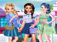 Prensesler Öğrenci Modası