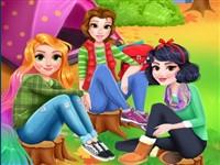 Prensesler Okul Kampı