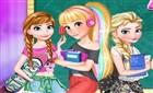 Prensesler Okula Dönüş Hazırlığı