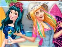 Prensesler Okyanus Yolculuğu
