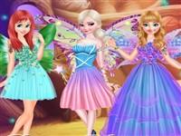Prensesler Peri Tarzı