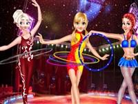 Prensesler Sirk Şovu
