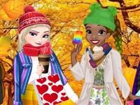 Prensesler Sonbahar Modası