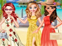 Prensesler Uzun Etek Modası