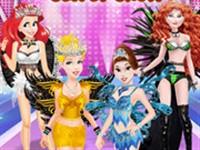 Prensesler Victorias Secret Şovu