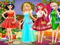 Prensesler Yılbaşı Partisi