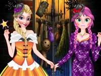 Prenseslerin Cadılar Bayramı