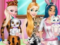 Prenseslerin Evcil Hayvanları