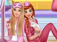 Prenseslerin Pijama Partisi