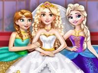 Rapunzel Evleniyor