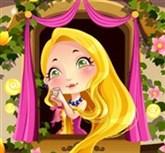 Rapunzel Saç Modası