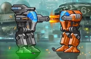 Robot Kapışması