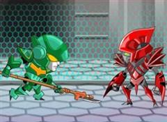 Robotların Dövüşü