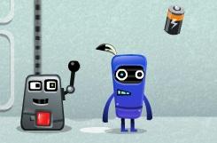 Robotun Batarya Macerası