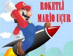 Roketli Mario Uçur