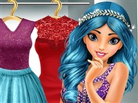 Ruby nin Elbise Odası Oyunu