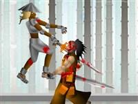 Samurayların Dövüşü