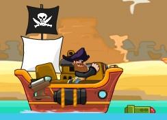 Savaşçı Korsan Gemisi
