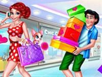 Sevgililer Günü Alışverişi