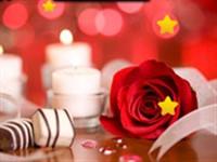 Sevgililer Günü Gizli Yıldızlar