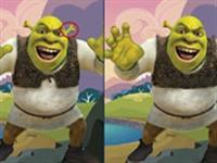 Shrek Fark Bulmaca