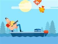 Silahla Balık Avı