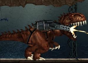 Silahlı Rex