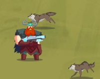 Silahlı Viking