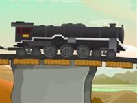 Siyah Kargo Treni Sür