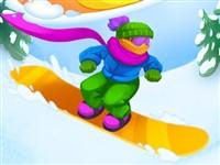 Snowboard Macerası