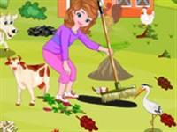 Sofia Çiftlik Temizliği