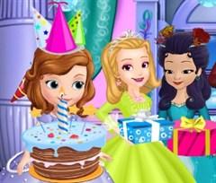 Sofia Doğum Günü Alışverişi