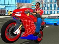 Spiderman Motoru