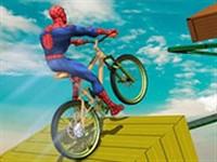Süper Kahraman BMX