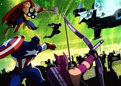 Süper Kahramanlar Savunma