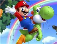 Süper Mario Puzzle