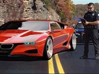 Süper Polis Arabası Parkı