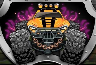 Süper Tekerlek Jeep
